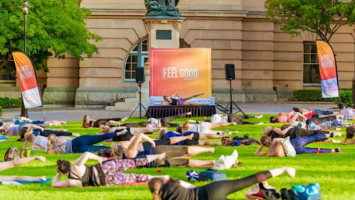 Medibank Feel Good Program - Free Pilates Class image