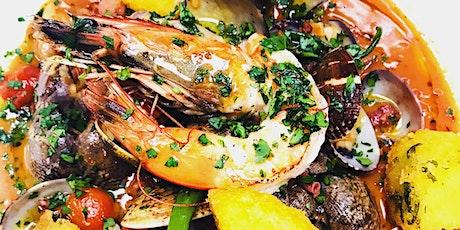 Mediterranean Mix with Chef Junior Ulep tickets