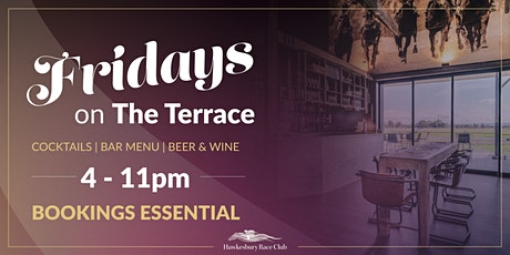 FRIDAYS on The Terrace tickets
