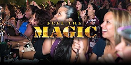 FEEL THE MAGIC- Garner tickets
