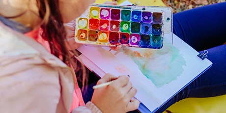 ATMOSPHERIC WATERCOLOUR: Spring School Holiday Program tickets