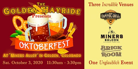 Golden Hayride Oktoberfest tickets