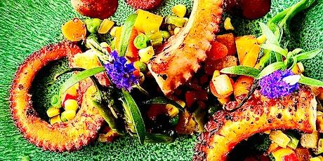 Taste of the Mediterranean with Chef Junior Ulep tickets