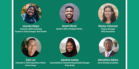 Emerging Professionals in Green Building on Intersectional Environmentalism tickets