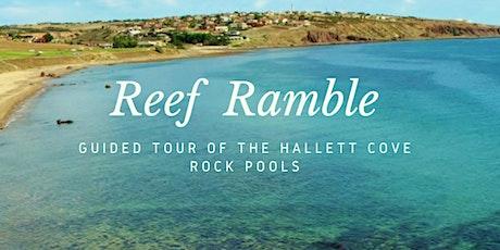 Reef Ramble - Hallett Cove tickets
