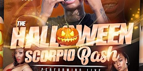 Halloween Scorpio Bash tickets