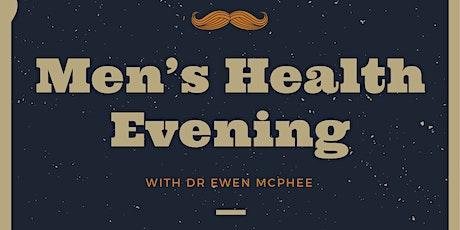 Men's Health Evening tickets