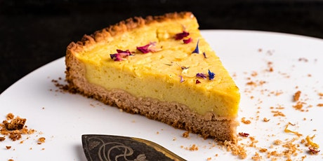 FREE Live Cooking Class: Holiday Desserts - Vegan Pumpkin Cheesecake tickets