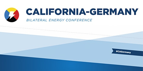 California Germany Bilateral Energy Conference 2020 tickets