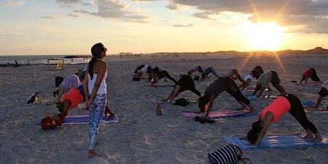 5th Annual Sunset Beach Yoga with Lisa Pineda & Nicole Glasser tickets