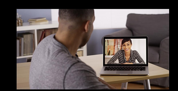 Online Single Black Professionals Speed Dating (Ages 30-45) image