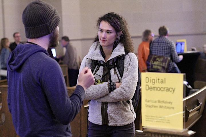 DWeb Meetup — If Big Tech Is Toxic, How Do We Build Something Better? image