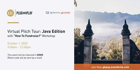 Startup Pitch Tour: Java Edition tickets