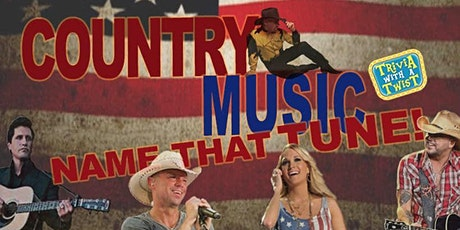 Country Music Name That Tune Trivia with a Twist tickets