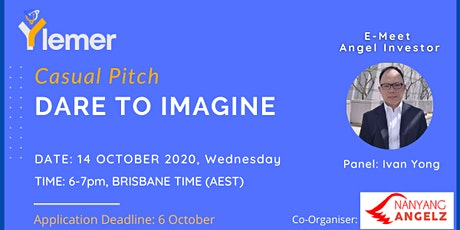 Dare to Imagine – Casual Pitch (Eps 2) tickets