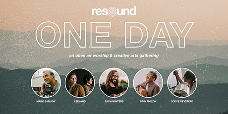 Resound One Day [Open Air] tickets