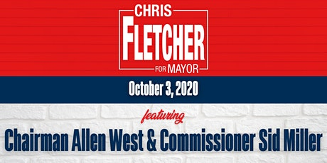Chris Fletcher for Mayor  Reception tickets