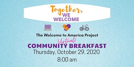 WTAP 5th Annual Community Virtual Breakfast tickets