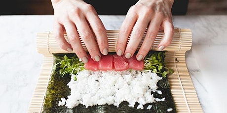 CHILDREN'S SCHOOL HOLIDAY COOKING CLASSES | HANDROLLED SUSHI tickets