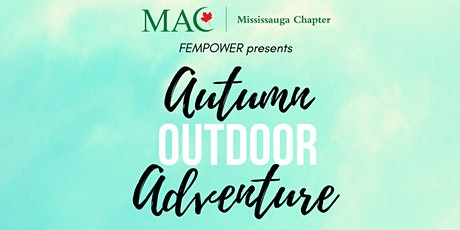 Autumn Outdoor Adventure tickets