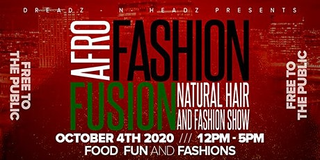Afro Fashions Fusion tickets