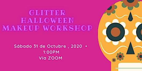 Glitter Halloween Makeup Workshop entradas