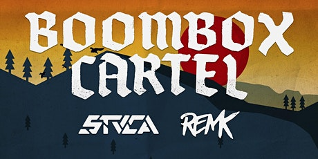 Boombox Cartel @ The Alameda County Fairgrounds Drive-In tickets