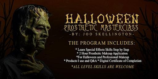 Halloween SFX Masterclass