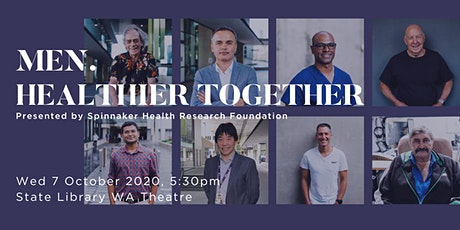MEN. HEALTHIER TOGETHER tickets