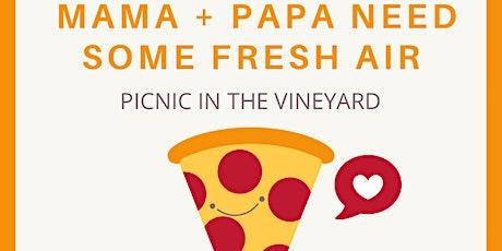 MOMS NIAGARA x DADS NIAGARA: Vineyard Picnic at REDSTONE WINERY tickets