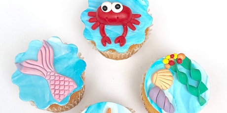 SOLD OUT: SEA LIFE CUPCAKES: Spring School Holiday Program tickets