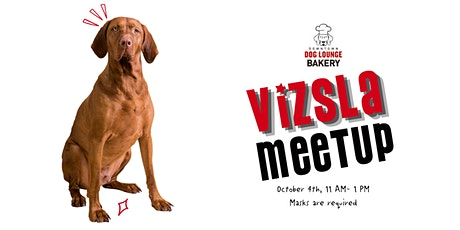 Vizsla Meetup tickets