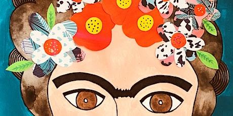 Frida Kahlo Portrait tickets