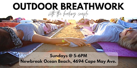 Outdoor Breathwork with The Healing Couple tickets