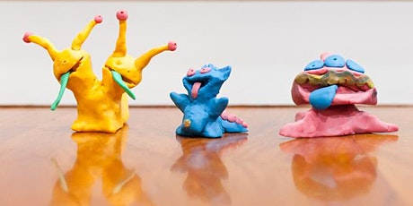 MAKE A CLAY MONSTER: Spring School Holiday Program tickets