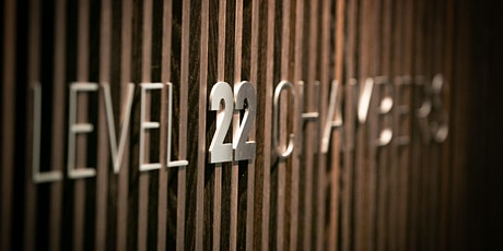Level 22 Chambers: Perspectives on the New Defamation Laws tickets