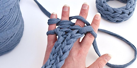 Finger and Wrist Knitting Workshop tickets