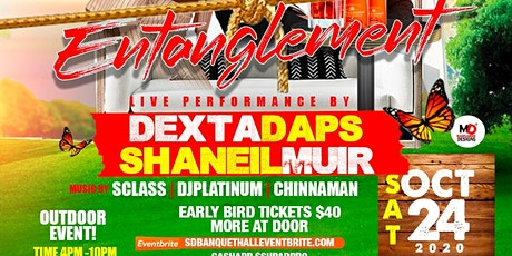 DextaDaps & Shaneil Muir PERFORMING LIVE tickets