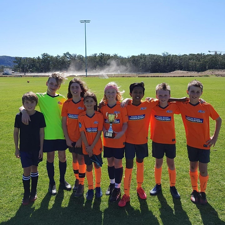 Coffs Harbour April School Holiday Football Clinics image