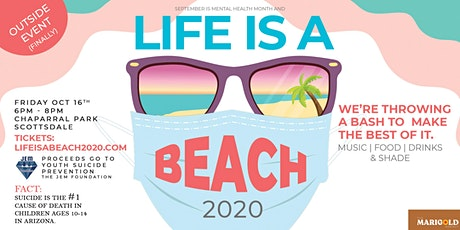 Life is a Beach 2020 tickets