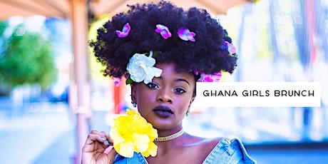 Ghana Girls Virtual Brunch Series tickets