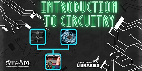 Introduction to Circuitry! (Ages 8-11) tickets