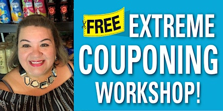 Free How to Coupon WEBINAR on Wednesday, October 7, 2020 at 8pm!! tickets