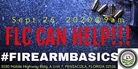 100 Black Men of Pensacola & Florida Legal Carry presents #FirearmBasics tickets