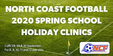 Coffs Harbour School Holiday Football Clinics tickets