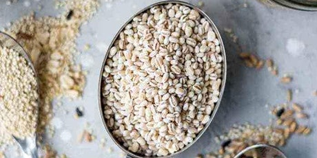 The Macrobiotic Way: How to Prepare your Healthy Grains tickets