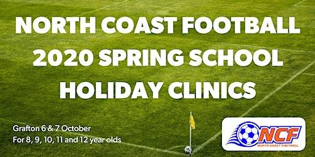 Grafton  School Holiday Football Clinics tickets