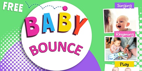 Baby Bounce in the Park tickets