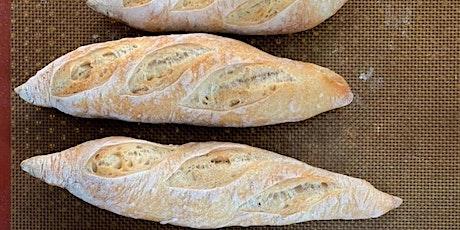 Sourdough Baking - Level 4 tickets