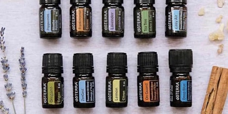Essential Oils and The Art of Blending tickets